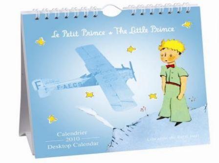 calendrier Petit Prince 2009