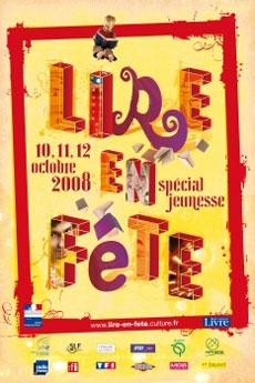 Poster Lire en fête