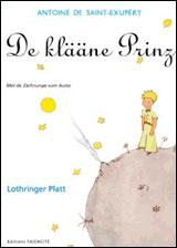 Le Petit Prince en platt