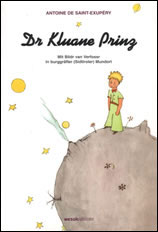 Le Petit Prince en sud-tyrolien