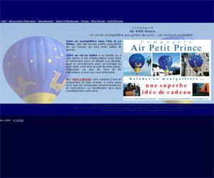 Site Air Petit Prince