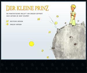 Site du ballet Der kleine Prinz
