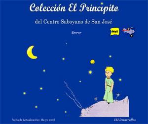 Site Coleccion El Principito - Centro Saboyano de San José