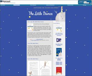 Site des Editions Harcourt