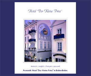 Hôtel Der kleine Prinz - Allemagne