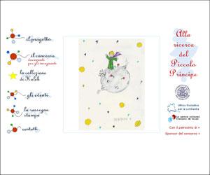 Site du concours A la recherche du Petit Prince