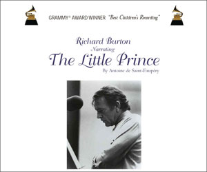 Site The Little Prince - Richard Burton