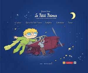 Site Le Petit Prince de Joann Sfar