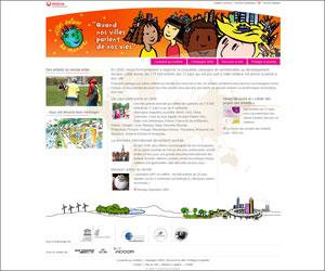 Veolia Environnement - Campagne Villes autour du monde