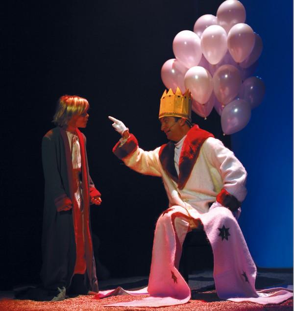 Montez sur les planches avec le Petit Prince