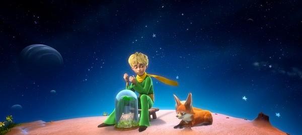 Prêt pour le ride movie du Petit Prince ?