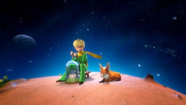 Le Petit Prince bientôt au Futuroscope !