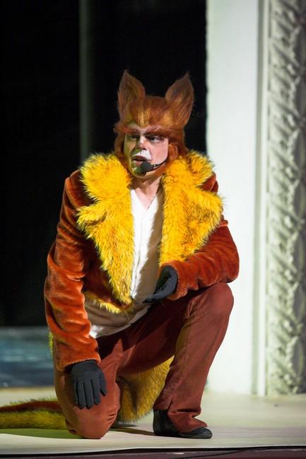 Le spectacle du Petit Prince en Russie…