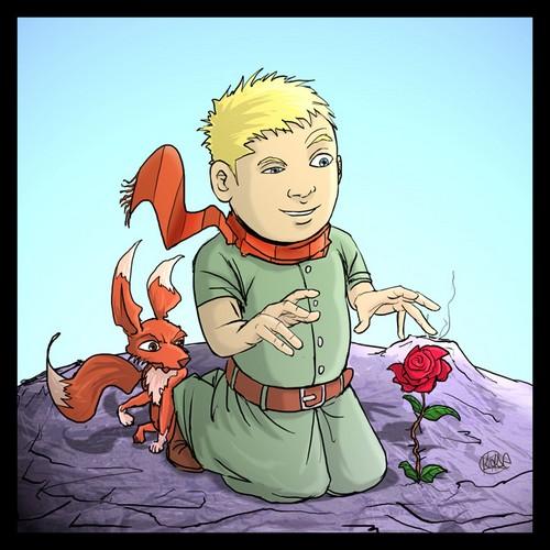 Le petit Prince vu par Kade