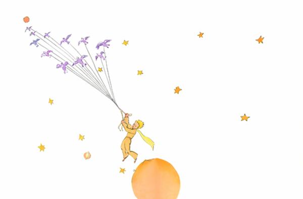 Concours : Créer le fond d'écran officiel du Petit Prince !