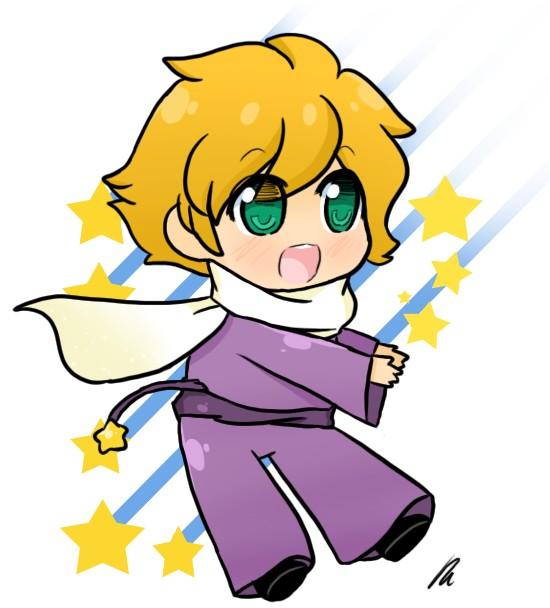 Le Petit Prince Kawaii