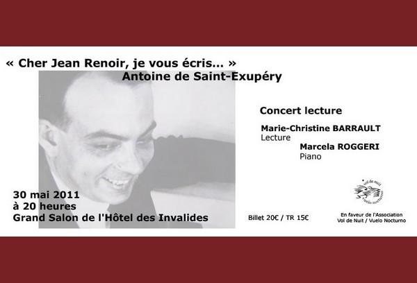 « Cher Jean Renoir, je vous écris… »