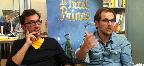 Retour aux sources de la série du Petit Prince avec ses auteurs