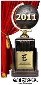 Sfar nominé aux Eisner Awards !