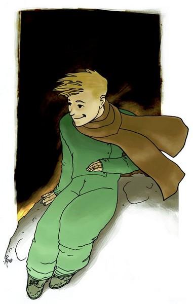 Le Petit Prince vu par Fred Grivaud !