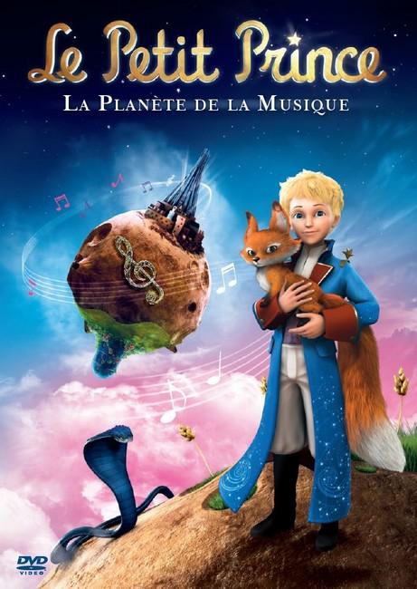 Le Petit Prince en DVD