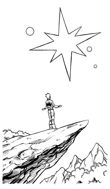 Le Petit Prince vu par Chris Malgrain