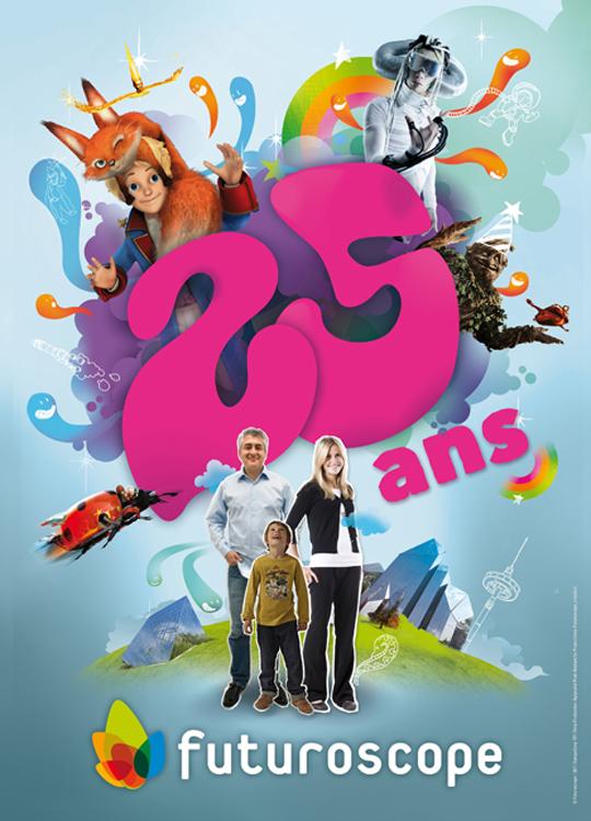 25 ans…