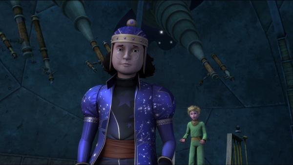 Bande annonce du Petit Prince et La Planète de l'Astronome !