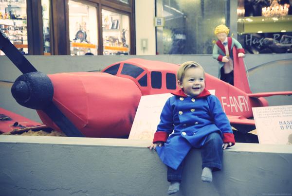 Quand le Petit Prince visite l'exposition de Porto Alegre…