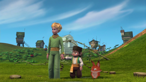 Demain, regardons le Petit Prince ensemble !
