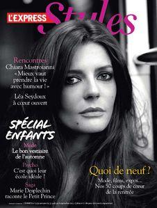 On en parle : l'Express consacre 3 pages au Petit Prince !