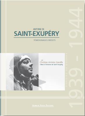 Prochainement : un nouveau livre sur Antoine de Saint-Exupéry