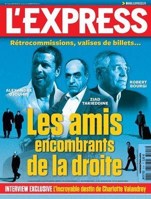 Le Petit Prince dans les pages « société » de l'Express
