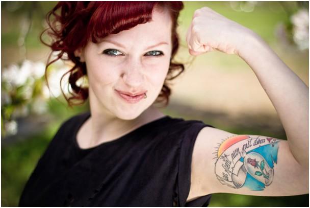 Le tatouage : Le Petit Prince dans la peau