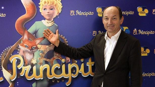 Espagne : un beau lancement pour El Principito !