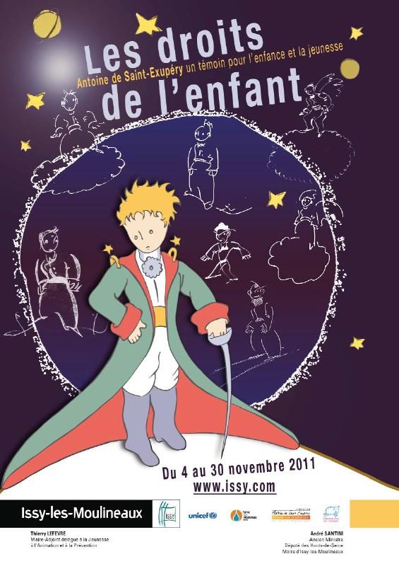 Issy-les-Moulineaux : les enfants rencontrent le Petit Prince