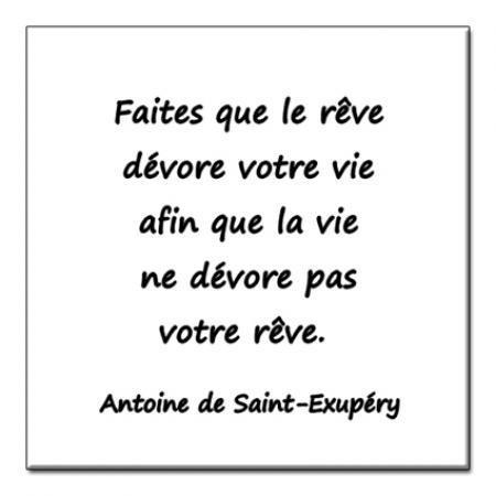 Citation Le Petit Prince St Exupery