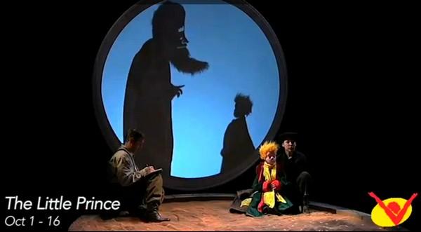 Le Petit Prince de Cummins et Scoullar