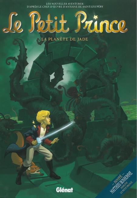 Bande dessinée le Petit Prince et deux albums de plus !