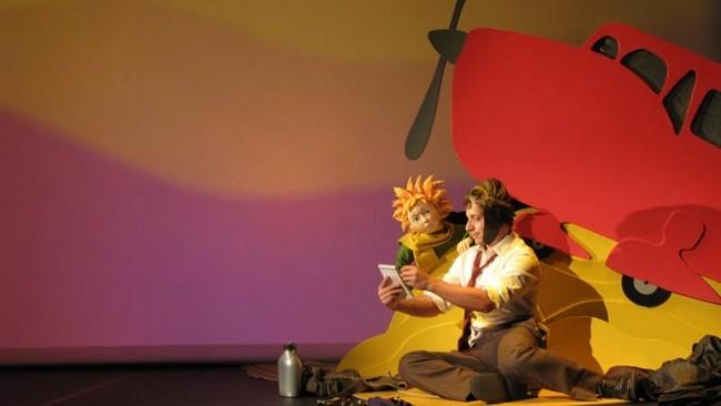 Le Petit Prince en ombres et marionnettes