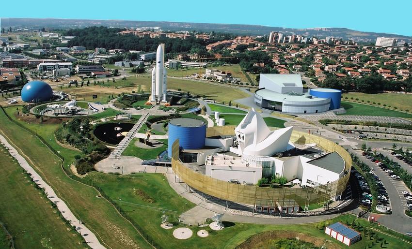Cité de l'espace de Toulouse : Soirée le Petit Prince