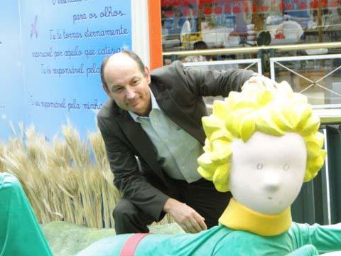 Quelques nouvelles de l'exposition Petit Prince au Brésil
