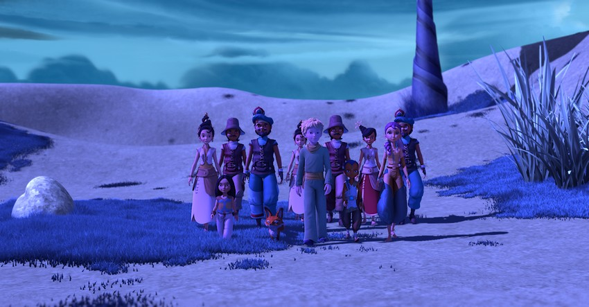 4 planètes inédites pour le Petit Prince
