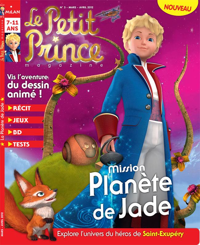 Toujours disponible : le Petit Prince Magazine numéro 3