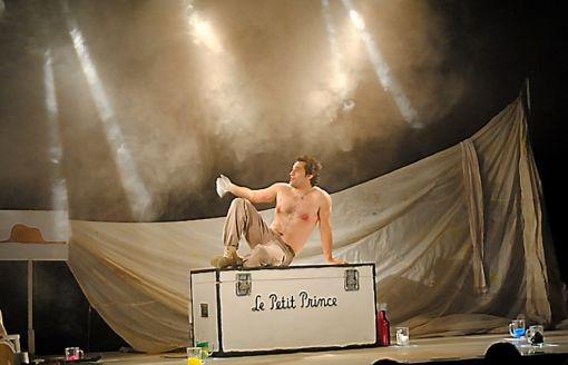 Le Petit Prince sur scène dans l'Aveyron