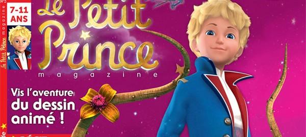 Le magazine du Petit Prince en images !
