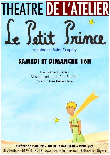 Nouveau spectacle : le Petit Prince se pose à Nice
