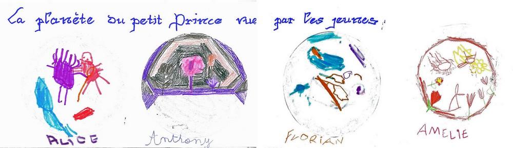 Le Petit Prince a reçu une belle lettre