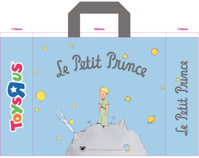 Sacs Petit Prince : acte 2