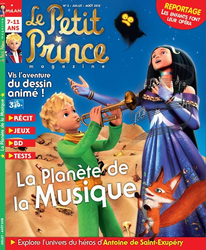 Le Petit Prince Magazine : et de cinq !
